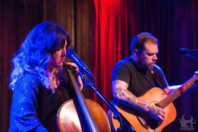 Bennett and Jodi live at the Rattle Inn