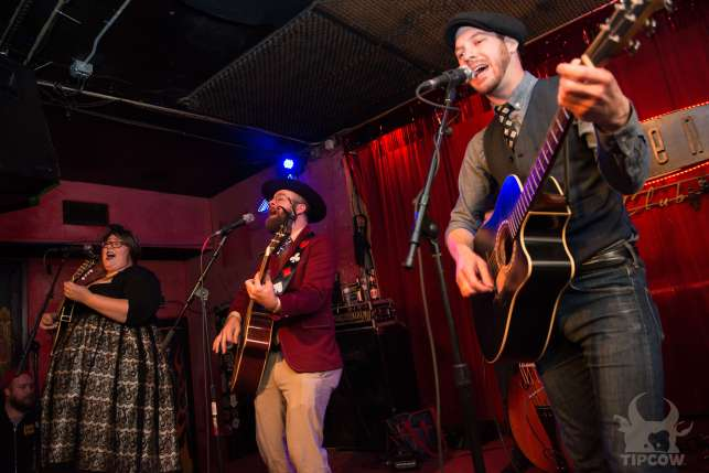 The Haberdashers at The Continental Club