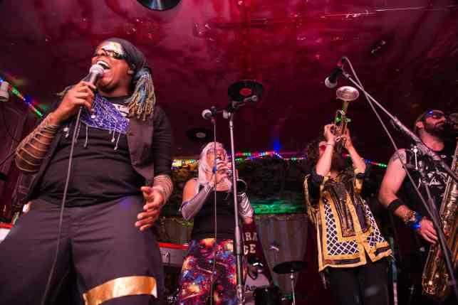 Jean-Claude Van Jamme Live at The Sahara Lounge